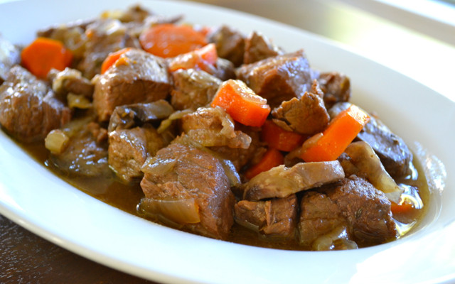 Easy and Amazing Beef Stew