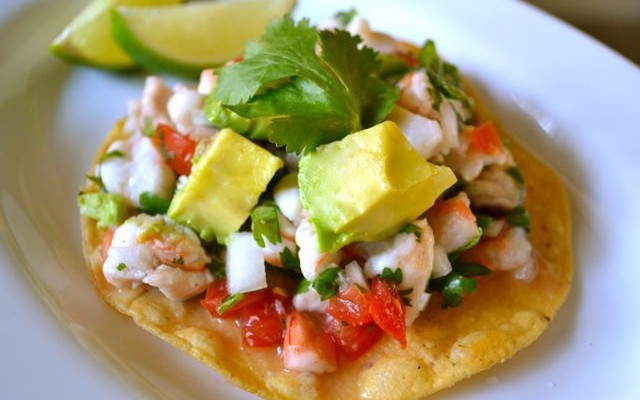 Salt, Lime and Happiness: A Recipe for Ceviche