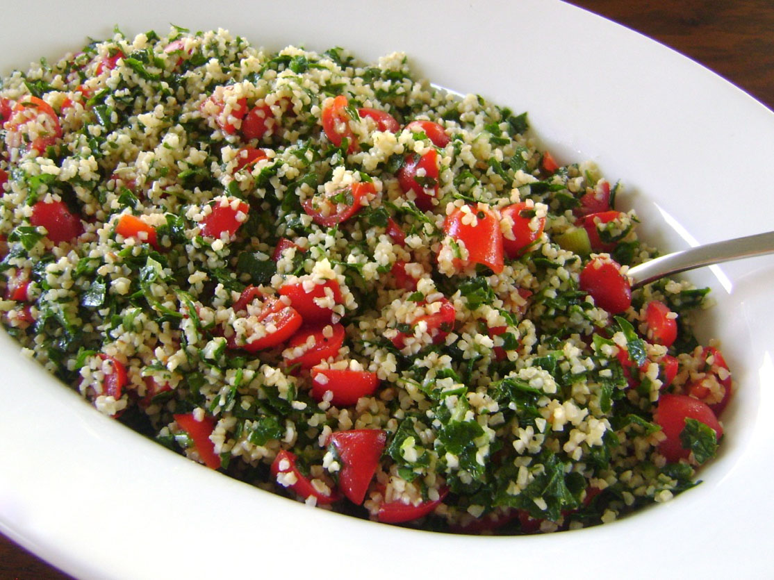 buckwheat tabbouleh spring tabbouleh tabbouleh salad is easy to have a ...