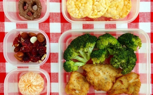 School Lunch Ideas!