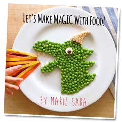 Let's Make Magic With Food!